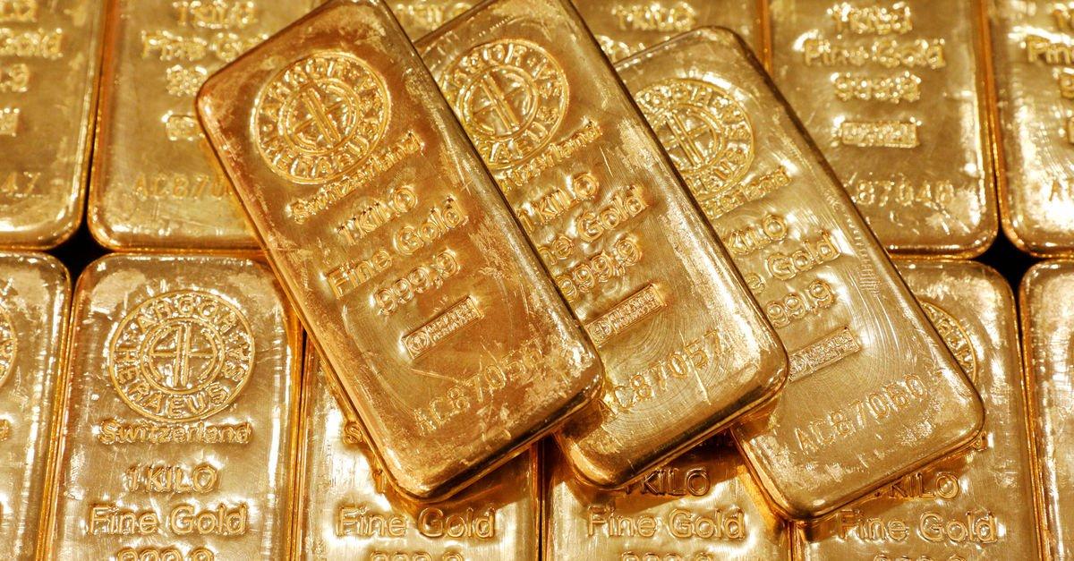 Altın 8 Yılın Zirvesinde